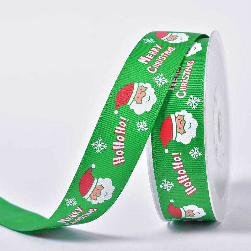 Christmas Ribbon For Gift Decoration Mingribbon Com