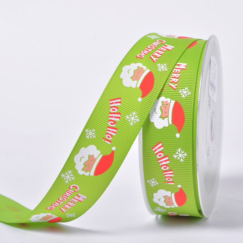 Christmas Ribbon For Gift Decoration Mingribbon Com